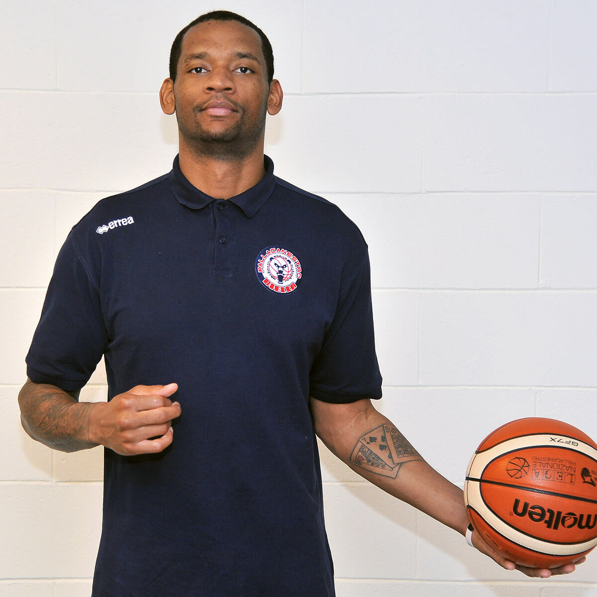 Mike Hall - Pallacanestro Biella